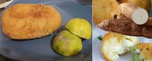 Stuffed Yucca Recipe