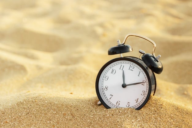 vacation-time-clock